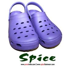Garden Clogs footwears for HER from the house of SPICE