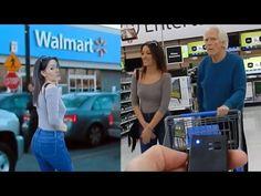 0e9d6763dac Vibrating Panties Prank On Girlfriend!PART 2 INSIDE WALMART!