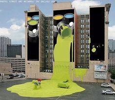 commercial streetart