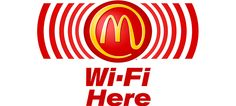 McDonald's WiFi Power
