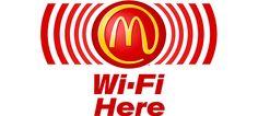 McDonald's WiFi Power