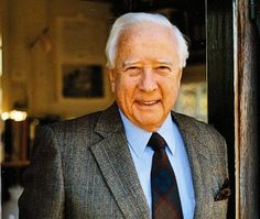 """David McCullough. Historian, """"Baby Got Back"""" rapper (Colbert Report), and owner of one of the greatest and most genuine laughs ever."""