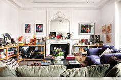 Appartement parisien des créateurs de Bonton