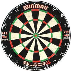 BARGAIN Dartboard – Winmau Blade 4 JUST £18.99 At Amazon - Gratisfaction UK Bargains #bargains #darts