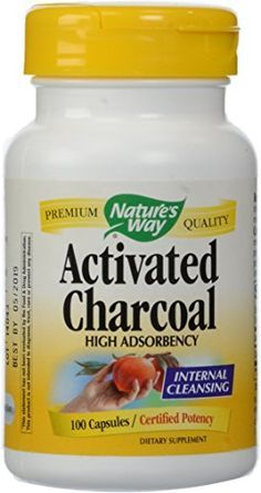 CHARCOAL PILLS...TOTAL GAME CHANGER!! (PLUSSS They're A Real Fabulous Hangover Cure, LOL)