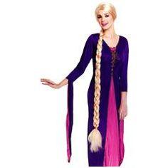 Golden Braid Wig Adult a Blonde Costume at Wholesale Prices  sc 1 st  Pinterest & 18 best Rapunzel wig images on Pinterest   Rapunzel wig Costume ...