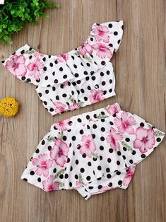Cute Baby Girl Outfits, Girls Summer Outfits, Cute Baby Clothes, Baby Girl Dresses, Summer Girls, Kids Outfits, Baby Girl Clothes Summer, Baby Girl Clothing, Baby Girl Tops