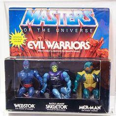 Las Figuras de Acción de He-Man