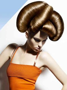 1000 images about Futuristic Hair on Pinterest