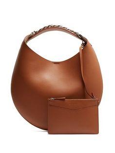 Infinity small leather chain hobo bag | Givenchy | MATCHESFASHION.COM UK