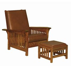 I love our craftsman mission furniture