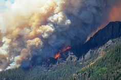 West Fork Complex Fire Over 76,000 Acres