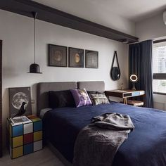 Se liga na decor desse quarto. #inspiracao #pinterest #diyhome #decor #decoracao #decoration #quarto #diydecor #boanoite