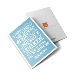 Psalm 16 Card - ShopAffect