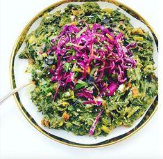 Creamy Greens with Turmeric & Fenugreek: An Ayurvedic Bowl for Spring |  Banyan Botanicals