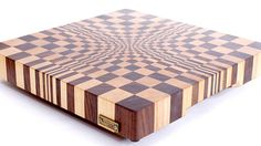 Picture of Making a 3D end grain cutting board #1