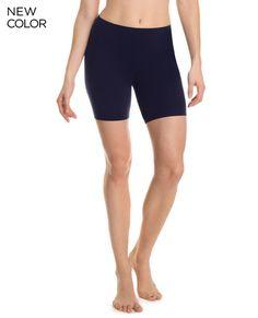 Shop Danskin women's Classic Supplex® Bike Short in a moisture wicking fabric blend. Features a secure elasticized waist and a gusset inset. Trunks, Gym Shorts Womens, Swimming, Bike, Leggings, Classic, Swimwear, Shopping, Fashion