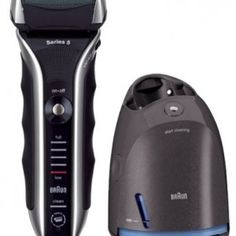 Braun Series 5 590cc-3 Electric Rechargeable Male Foil Shaver with Clean &…