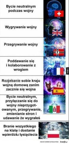 Read from the story MEMY XD by ZbokwNecie (Ulla Britta) with 60 reads. Polish Memes, Hetalia Funny, Funny Mems, History Memes, Wtf Funny, Man Humor, Best Memes, Funny Photos, Haha