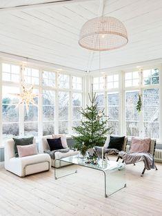 Уютный зимний домик, в котором не страшны морозы | Пуфик - блог о дизайне интерьера