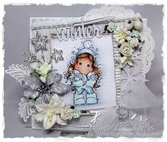Cards made by Chantal: Winter wonderland