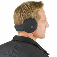 These #Wireless Headphone Ear Warmers Play Your Favorite Tunes While Keeping Your Ears Protected