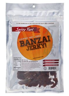 Spicy Teri Beef Jerky *** Visit the image link more details. Note:It is affiliate link to Amazon. #life
