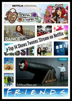 Top 14 Shows Tweens