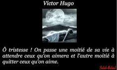 """Résultat de recherche d'images pour """"citation de victor hugo a partager sur pinterest"""""""