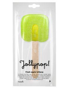 Jollypop! #Fresh apple #lollipop