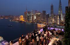 Indigo Hotel, Shanghai  Shanghai Fusion on http://www.habitusliving.com