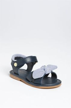 they don't have lei's size...Ralph Lauren Kids 'Westfield' Sandal (Baby, Walker & Toddler)