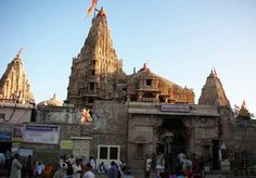 #KnowYourTemples | Dwarkadhish Temple Read here - http://u4uvoice.com/?p=256226