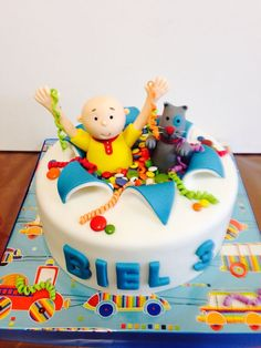 Tarta caillou fondant Plus Cake Smash, Cake Pops, Fondant People, Cakes For Boys, Buttercream Cake, Themed Cakes, Beautiful Cakes, Cake Toppers, Birthday Cakes