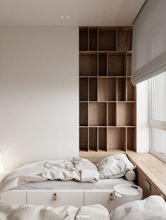 Modern Interior, Interior Architecture, Interior Design, Four Rooms, Apartment Interior, Interior Inspiration, Living Spaces, Furniture Design, House Design