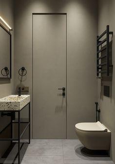 Apartment Interior Design, Design Projects, Toilet, Bathtub, Behance, Moscow Russia, Bathrooms, Branding, Illustrations