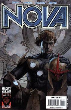 Nova Vol. 2 # 11 by Alex Maleev