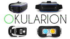 OKULARION Wireless VR+AR Headset Needs No Phone