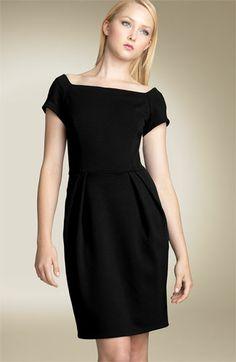 Only $68! DIANE VON FURSTENBERG Womens Gorgeous Black Pointe Wool ANKA Dress sz 6 #shopmodo #modoboutique