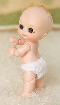 The New Clay News: Ball-Jointed Doll (BJD), Step by Step