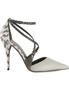Narciso Rodriguez strappy pumps in Fivestory