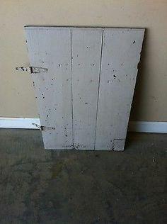 antique attic access doorcool old door