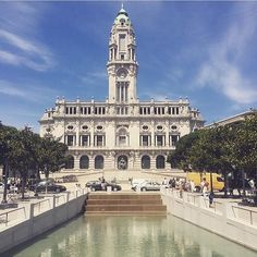 Our biggest square!  #visitporto #followporto -- A nossa maior praça!  #visitporto #followporto  Credits: @kaidi.oja #igers_porto #igersportugal #igersopo #igers_opo #ig_travel #travelgram #igers_travel #travel #explore  #traveling #momondo #natgeotravel #viagem #tourism #turismo #visitportugal #travelbloggers #traditional #lonelyplanet #porto #beautifuldestinations #vsco #citybreak  #worldheritage #square #fountains #downtown by visitporto