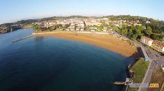 Playa de Luanco (Gozón)