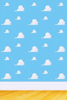 Toy story andy's room disney wallpaper The post Toy story andy's room disney wallpaper appeared first on Children's Room. Fête Toy Story, Toy Story Andy, Toy Story Room, Andys Room Toy Story, Cloud Wallpaper, Room Wallpaper, Wallpaper Backgrounds, Birthday Wallpaper, Iphone Backgrounds
