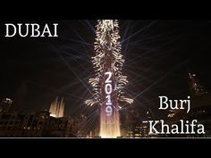 Dubai burj khalifa new year fireworks 2019 New Year Fireworks, Park Bo Young, Burj Khalifa, Dubai, Neon Signs, World, Youtube, Modern Buildings, Hologram