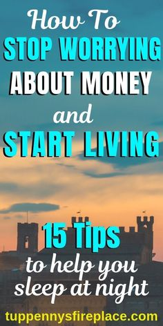 Such incredibly helpful and supportive tips to help you stop worrying about money. Managing your money is key to achieving your money goals, to stop worrying and start living. Personal finance tips, m Ways To Save Money, Money Saving Tips, Money Tips, Saving Ideas, Budgeting Finances, Budgeting Tips, Stop Worrying, Managing Your Money, Financial Tips