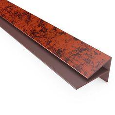 Picture of  4' Moonstone Copper Outside Corner Trim