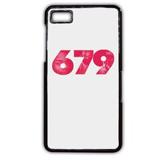 Fetty Wap 679 White Background TATUM-4189 Blackberry Phonecase Cover For Blackberry Q10, Blackberry Z10