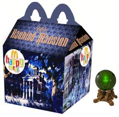 ... happy meal more disney haunted happy meals horrific happy custom happy